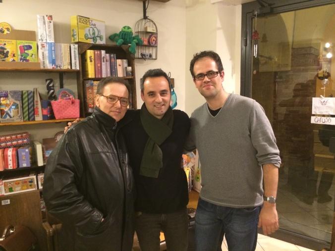 Gianfri, Gianluca, Lorenzo