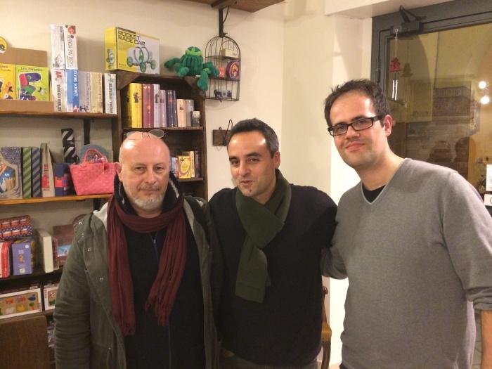 Paolo, Gianluca, Lorenzo