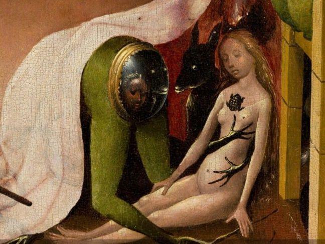 Hieronymus-Bosch-Il-Giardino-delle-delizie-particolare-1480-1490