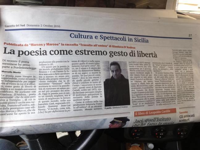 intervista-gazzetta-del-sud-2-ottobre-2016