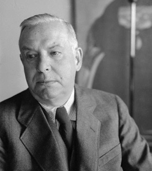 Portrait of Wallace Stevens
