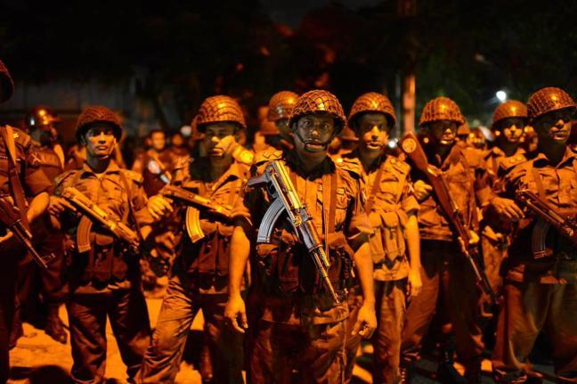 forze bengalesi