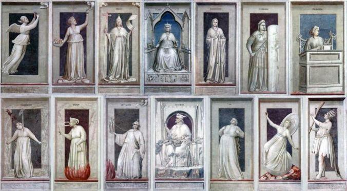 Giotto-7virtù7vizi