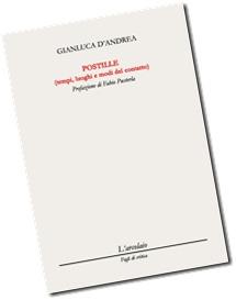 "Wunderkammer 9: anticipazione da ""Postille"" di GianlucaD'Andrea"