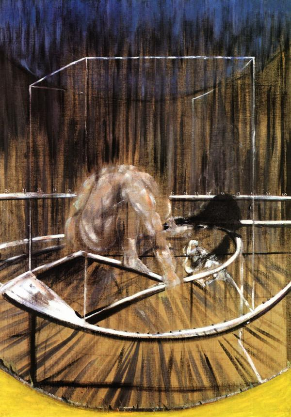francis+bacon+-+study+for+a+crouching+nude+1952+